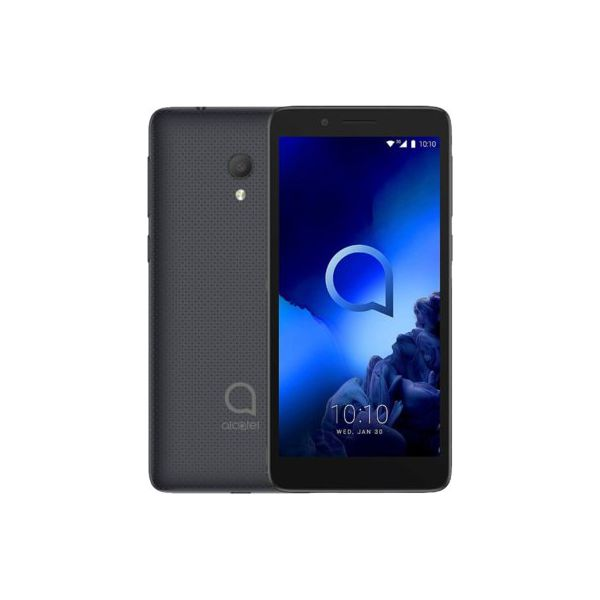 Smartfon ALCATEL 1C Czarny front