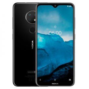 Smartfon NOKIA 6.2 Dual Sim 4/64GB Czarny - 556990