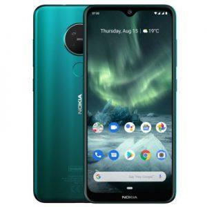 Smartfon NOKIA 7.2 Dual Sim 4/64GB Zielony - 556993
