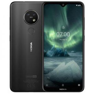 Smartfon NOKIA 7.2 Dual Sim 6/128GB Czarny - 556996