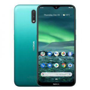 Smartfon NOKIA 2.3 Zielony - 1419485