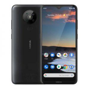 Smartfon NOKIA 5.3 DualSIM 4/64GB Czarny satyna - 1426369