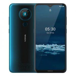 Smartfon NOKIA 5.3 DualSIM 4/64GB Zielony satyna - 1426370