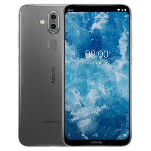 Produkt z outletu: Smartfon NOKIA 8.1 Srebrny - 99999454585