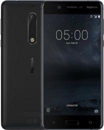 Smartfon Nokia 5 16 GB Dual SIM Czarny (11ND1B01A04) - 1428217