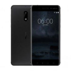 Smartfon Nokia 6 32 GB Dual SIM Czarny (11PLEB01A16) - 1639986