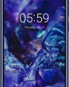 Smartfon Nokia 5.1 Plus 32 GB Dual SIM Niebieski - 4143973