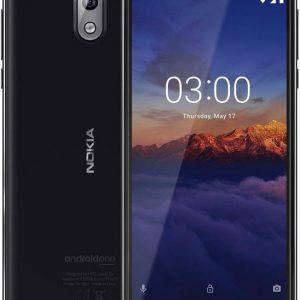Smartfon Nokia 3.1 16 GB Dual SIM Czarny (Nokia 3.1 Dual Sim Black) - 4914030
