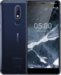 Smartfon Nokia 5.1 16 GB Dual SIM Niebieski (Nokia 5.1 DS. Blue) - 4984897