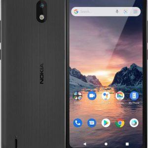 Smartfon Nokia 1.3 16 GB Dual SIM Czarny (719901104091) - 5942252