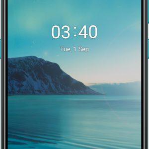 Smartfon Nokia 3.4 64 GB Dual SIM Niebieski - 5945436