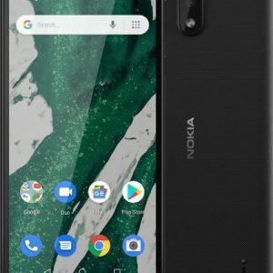 Smartfon Nokia 1 Plus 8 GB Dual SIM Czarny (16ANTB01A10) - 6123114