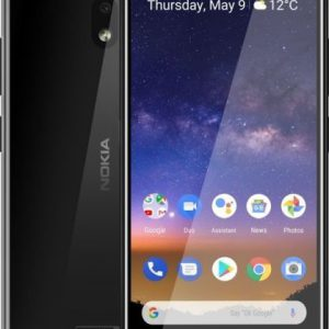 Smartfon Nokia 2.2 16 GB Dual SIM Czarny (HQ5020DG53000) - 6171375