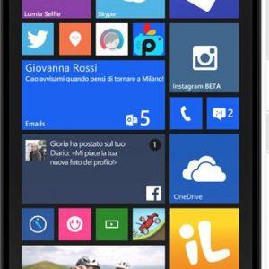 Smartfon Nokia Lumia 735 8 GB Biały - 6341097