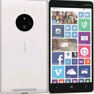 Smartfon Nokia Lumia 830 16 GB Biały - 6341100