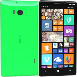 Smartfon Nokia Lumia 930 32 GB Zielony (Lumia 930 Green) - 652571