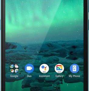 Smartfon Nokia 1.3 16 GB Dual SIM Turkusowy (6438409043924) - 6695828