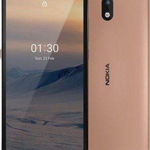 Smartfon Nokia 1.3 16 GB Dual SIM Brązowy (6438409043931) - 7179174