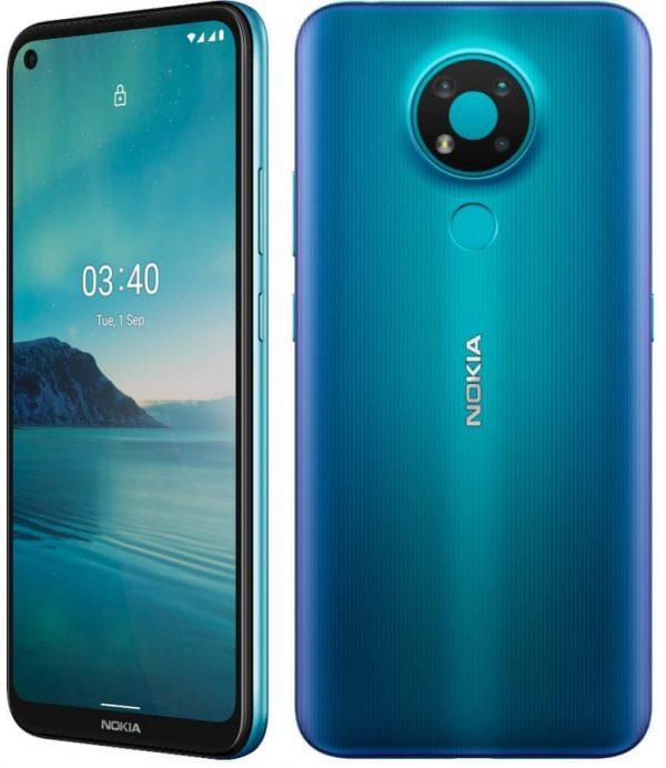 Nokia smartfon 3.4