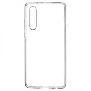 Etui na smartfon WG Azzaro T 1.2 mm do Huawei P30 Przezroczysty