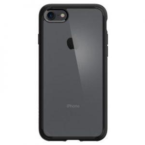 Etui na smartfon SPIGEN Ultra Hybrid 2 do Apple iPhone 7 Czarny 042CS20926