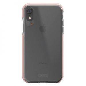 Etui na smartfon GEAR4 Piccadilly do Apple iPhone XR Różowe złoto 32995