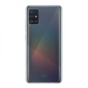 Etui na smartfon XQISIT Flex Case do Samsung Galaxy A51 Bezbarwny 38534
