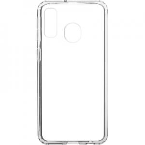 Etui na smartfon WG Comfort do Samsung Galaxy A40 (2019) Przezroczysty