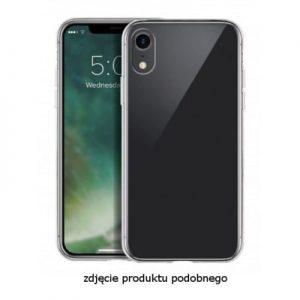 Etui na smartfon XQISIT Phantom Glass do Samsung Galaxy A51 Przezroczysty 38759