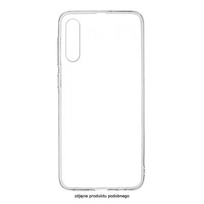 Etui na smartfon WG Azzaro T 1.2 mm do Samsung Galaxy A10 (2019) Przezroczysty