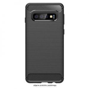 Etui na smartfon WG Carbon do Samsung Galaxy A50 (2019) Czarny