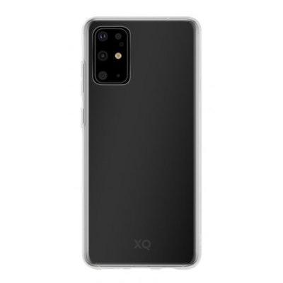 Etui na smartfon XQISIT Flex Case do Samsung Galaxy S20+ Bezbarwny 38523