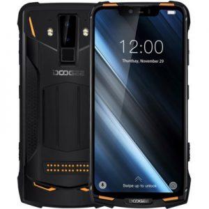 Smartfon DOOGEE S90 Pomarańczowy - 1414362