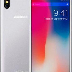 Smartfon DooGee X53 16 GB Dual SIM Srebrny - 5661531