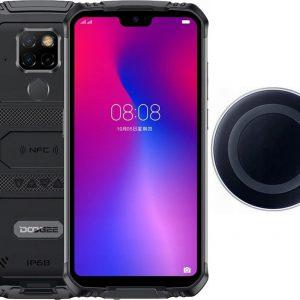 Smartfon DooGee S68 Pro 128 GB Czarny (S68 Pro) - 7718018