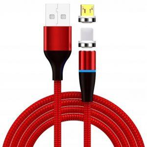 Kabel USB JELLICO JELLICO KABEL USB MAGNETYCZNY 3.1A 1