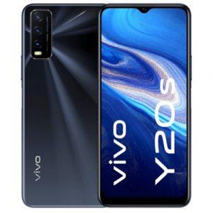"Smartfon vivo Y20s 4/128GB 6.51"" Czarny 5656362"