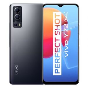 "Smartfon vivo Y72 8/128GB 5G 6.58"" 60Hz Czarny V2041"