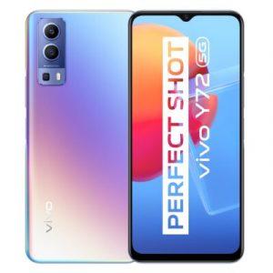 "Smartfon vivo Y72 8/128GB 5G 6.58"" 60Hz Niebieski V2041"