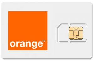 orange karta sim