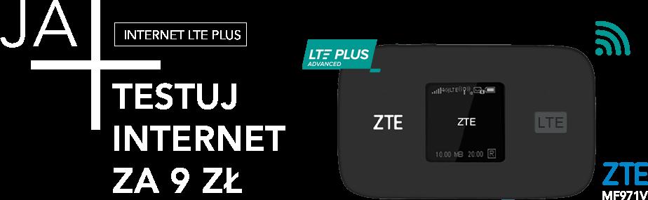Internet Plus LTE