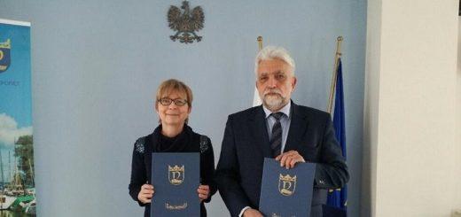 podpisanie porozumienie orange polska