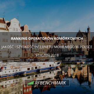 ranking operatorów styczeń