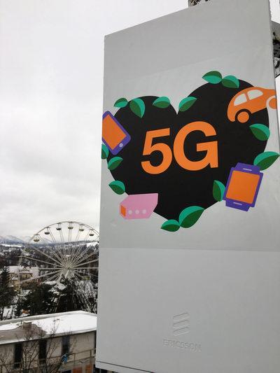 Testy sieci 5G w Zakopanem