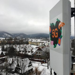 Sieć 5G Zakopane Orange