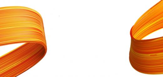Orange flex grafika