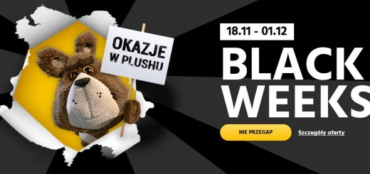 Plush Black Friday