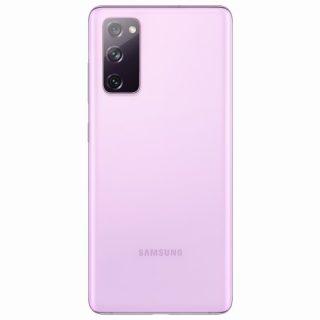 Galaxy S20 lavendar