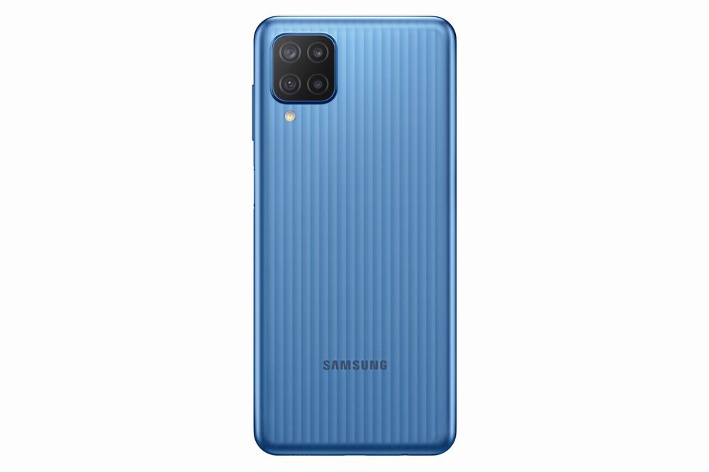 Samsung Galaxy M12 Back Blue