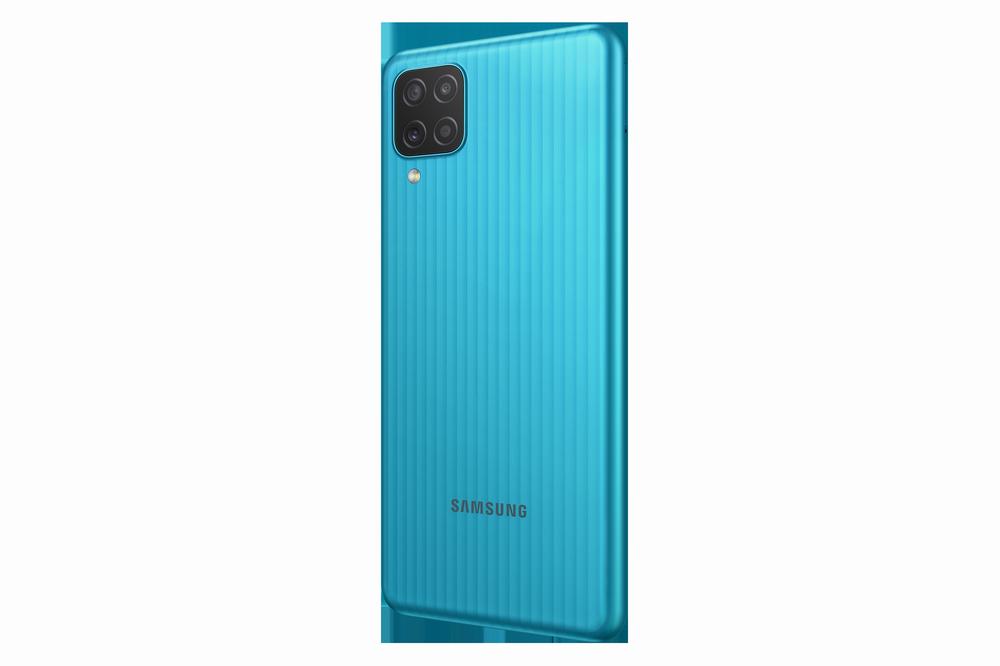 Samsung Galaxy M12 Green Back
